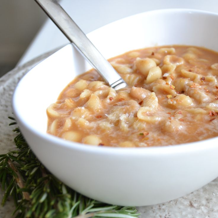 Whenever I make this authentic Italian pasta e fagioli, I get cheers and hugs. This is not the Olive Garden version...this is the real deal!