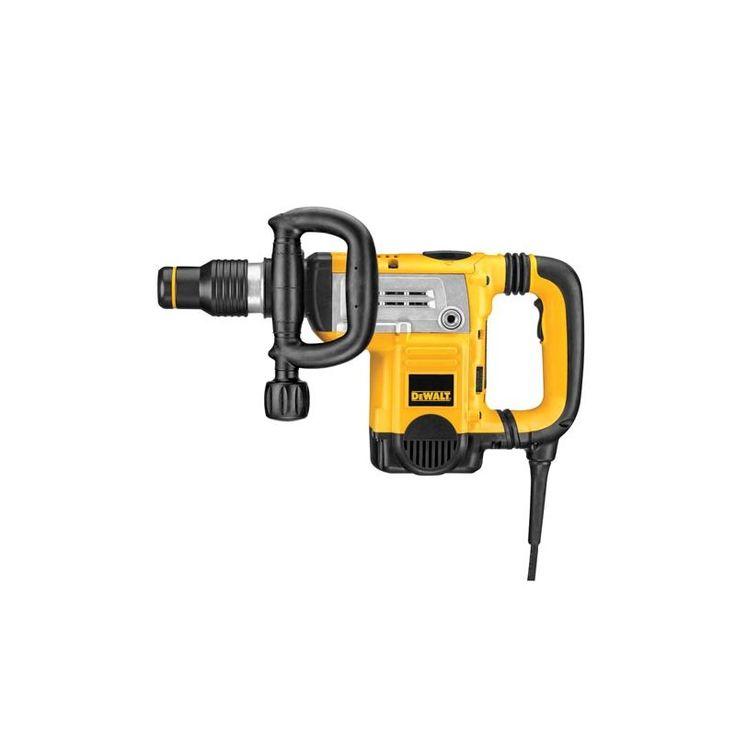 DeWalt D25831K 12 lb. SDS Max Demolition Hammer with 13.5 Amp Motor and 9.5 Foot Power Tools Demolition Hammers