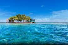 Bird Island, Belize, Rentail through Airbnb