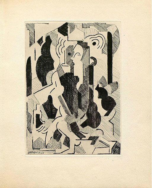 A Fundación Juan March apresenta Gleizes e Metzinger: Do cubismo, um ensaio de pintores cubistas e teóricos   na foto: Albert Gleizes. Sem título de 1946.   Madrid.- De julho de 15 a 29 de agosto de 2015 a Fundación Juan March apresenta a exposição Gleizes e Metzinger: Du cubisme (1912-1947).   Du cubisme (cubismo) é um ensaio de pintores e teóricos cubistas Albert Gleizes (1881-1953) e Jean Metzinger (1883-1956), que foi publicado em forma de livro em 1912 pelo poeta e editor parisiense…