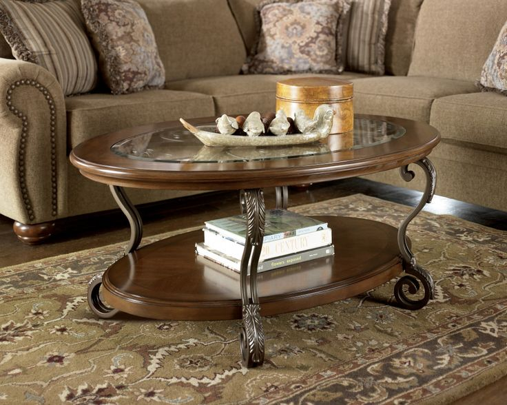 ashley norcastle coffee table - Google Search - 19 Best Images About Tables On Pinterest Traditional, Shelves