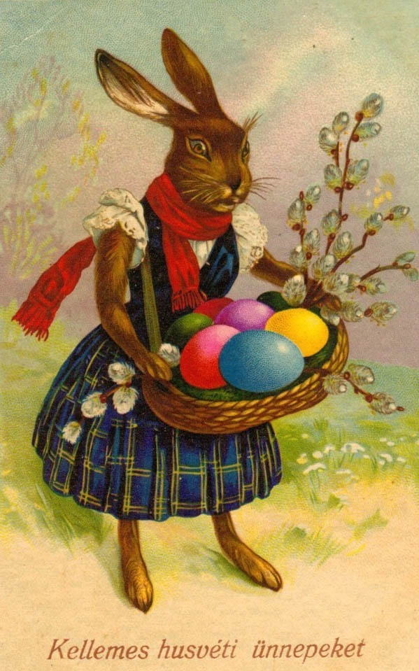 Happy Easter in Hungarian