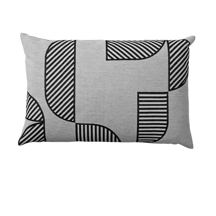 Coussin rectangle Figura - Gris