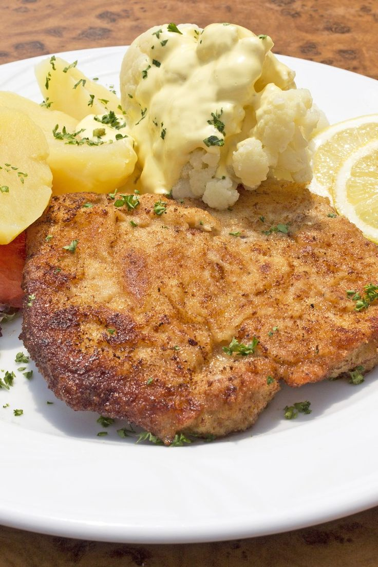 Italian Breaded Pork Chops Recipe with Parmesan Cheese ...