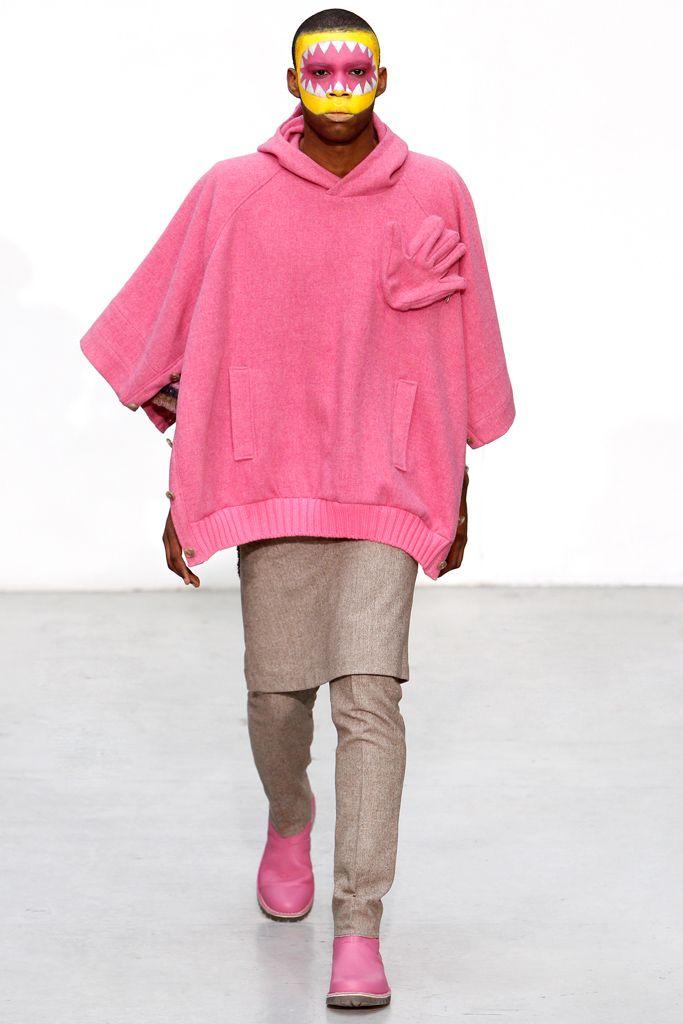 Walter Van Beirendonck Fall11 #WalterVanBeirendonck #designer #fashion