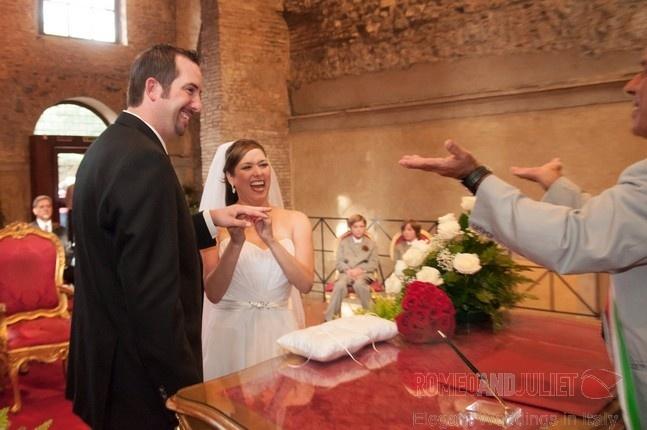 Caracalla wedding