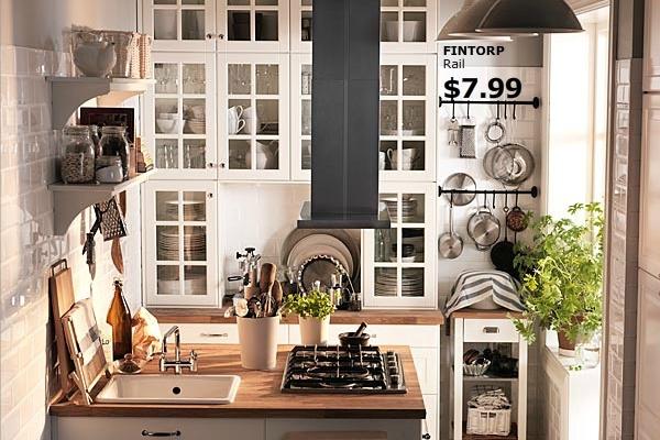 Ikea Compact Kitchen