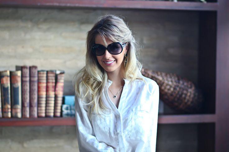 óculos óptica central ribeirão shopping, ferragamo, oliver peoples,  swarovski, mont blanc, óculos estiloso, fashion, blogger, tendência, óculos marrom, gatinho (2)