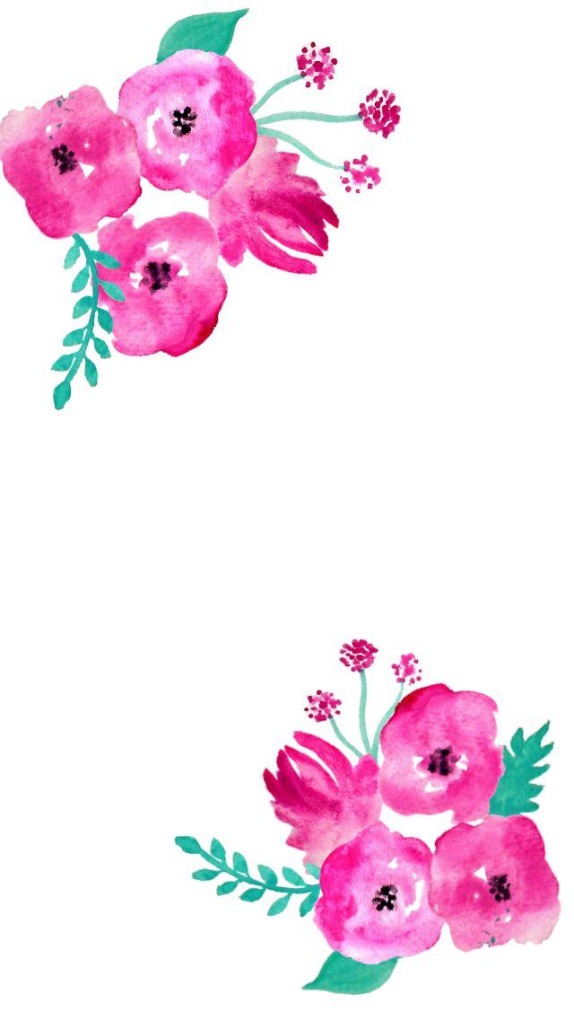 floral corners