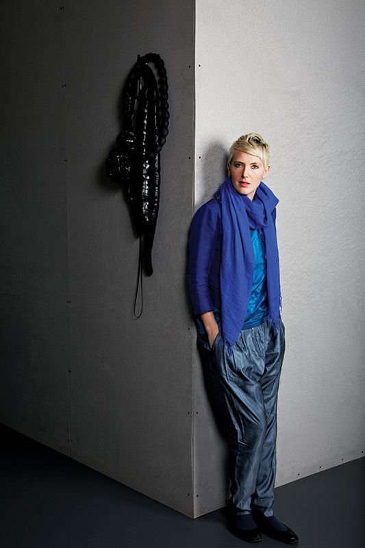 Faye Toogood returns to Milan - read more about it here -http://www.culturedmag.com/2014/04/faye-toogood/