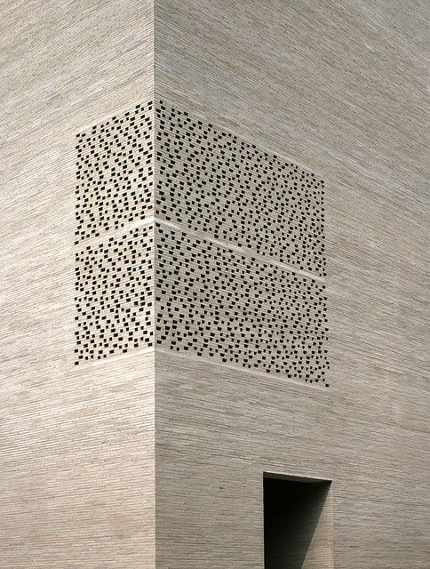 Kolumba Museum, Cologne        architect: Peter Zumthor