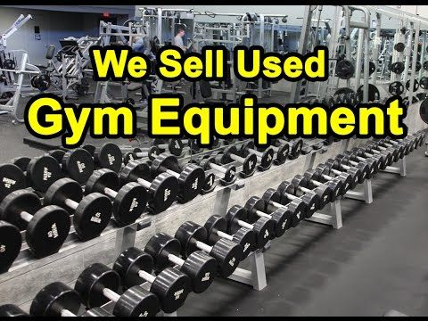 Where To Buy Fitness Equipment Near Me : Gym Equipment for Sale  New Used and Refurbished
