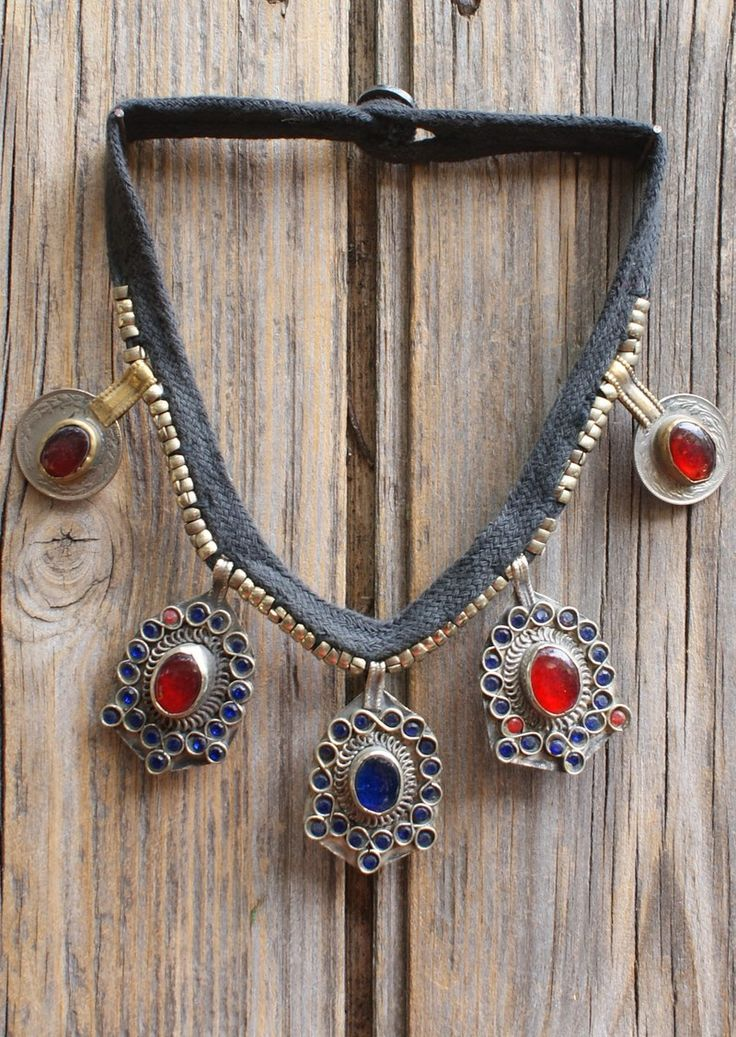 Karma East - Vintage Tribal Necklace 6