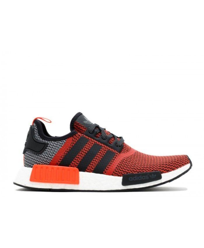 959f5cda9 ... chaussure adidas nmd r1 lush rouge noyau noir ftwr blanche s79158