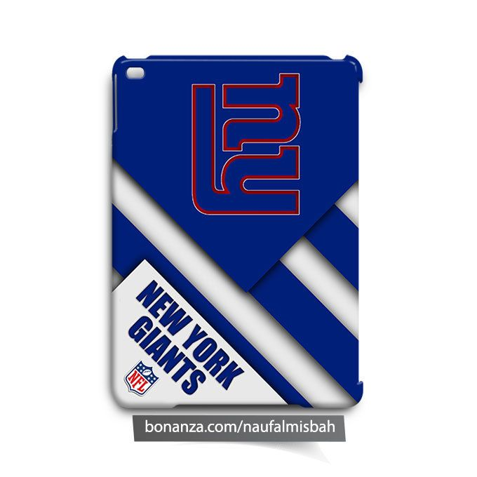 New York Giants Cool iPad Air Mini 2 3 4 Case Cover