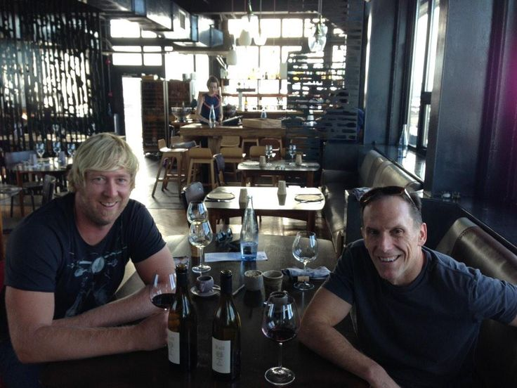 Donovan Rall of Rall Wines