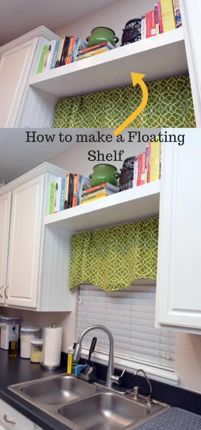 18 Kitchen Storage Ideas To Use A Dead Space Farmfoodfamily Shelves Kitchen Sink Decor Best Kitchen Sinks