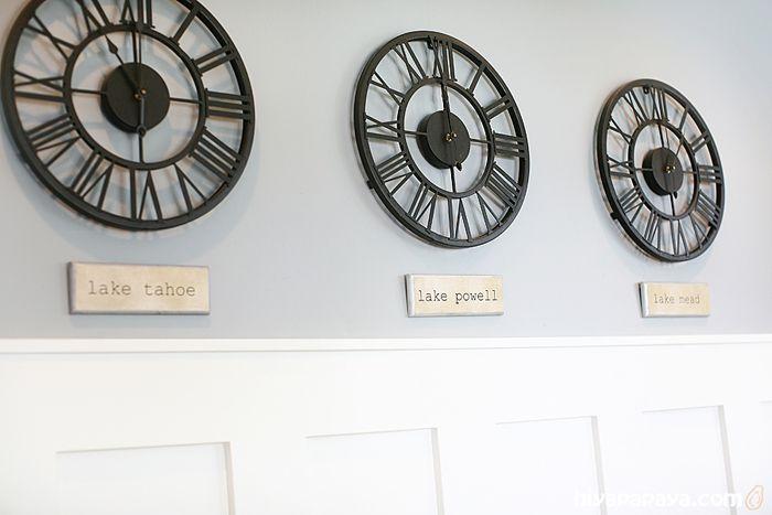 Best 25 Time Zone Clocks Ideas On Pinterest Wall Clock