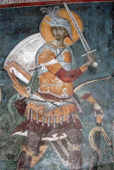 Святой великомученик Меркурий. Фото: иером.Игнатий (Шестаков) / Православие.Ru