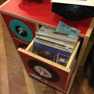 7 Vinyl Record Storage Boxes