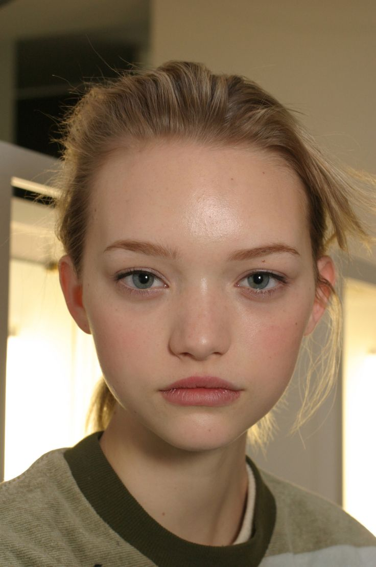 Gemma Ward, my longtime model idol.