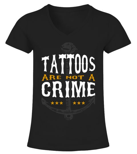 "# Tattoos are not a Crime .  ___________More Tattoo Fashion under:https://www.teezily.com/stores/tattoolovers_______________________Secured payment via Visa / Mastercard / Amex / PayPal / iDeal      How to place an order            Choose the model from the drop-down menu      Click on ""Buy it now""      Choose the size and the quantity      Add your delivery address and bank details      And that's it!TAGS:Tattoo, Tattoos, Tattoo Girl, Tattoo Guy, Tattoo Shirt, Tattoo Hoodie, Tattoo Top…"