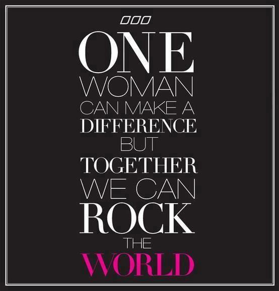 Happy International Women's Day - February 8, 2013!