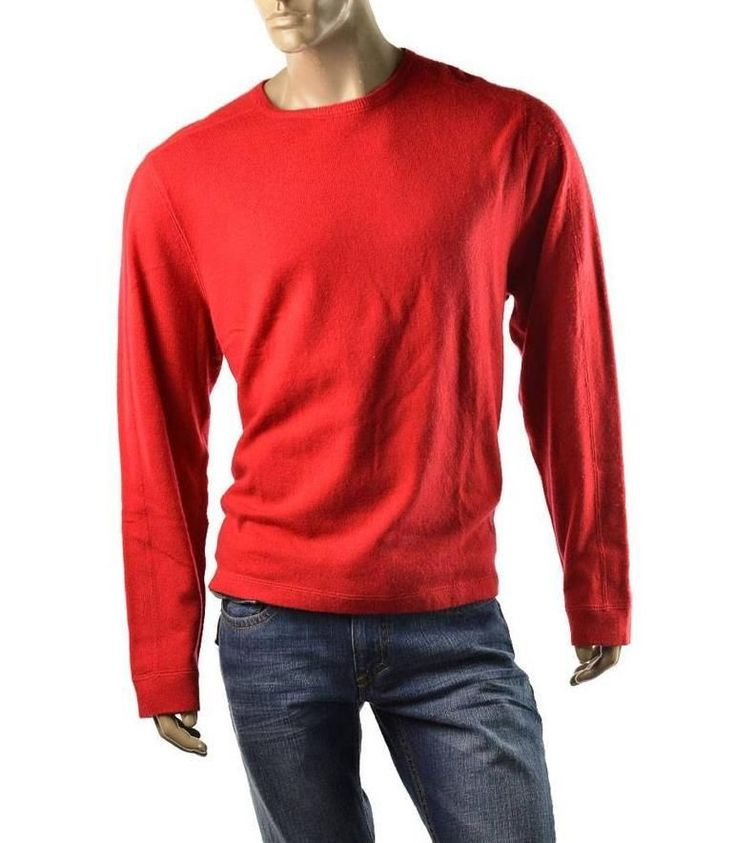 RLX Polo Ralph Lauren Sweater Mens Wool Cashmere Jumper Shirt SZ XL NEW