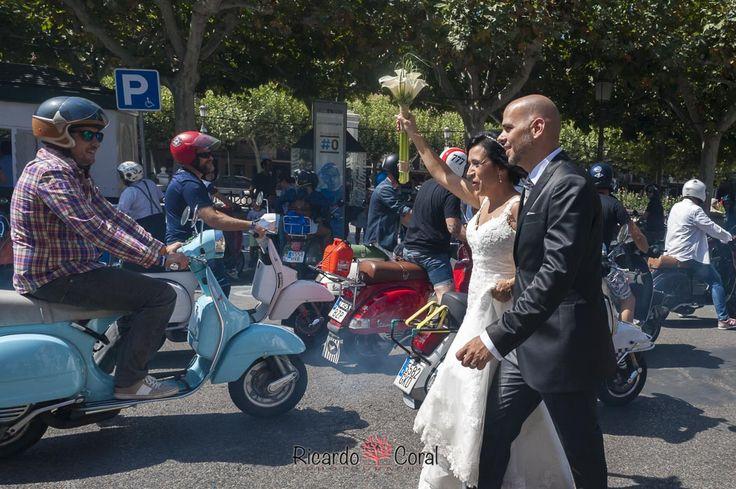Reportaje de boda en Alcalá de Henares (Madrid)