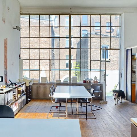 Industrial-look-wohnzimmer-61. 48 best industrial style images on ...