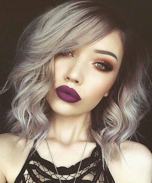 17 Best Ideas About Edgy Medium Haircuts On Pinterest