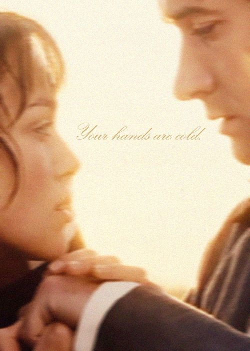 Pride and Prejudicde by Joe Wright, (2005)Austen Tati, Movies Tv, Hands, Things Austen, Pride And Prejudice, Jane Austen, Favorite Movie, Pride Prejudiced