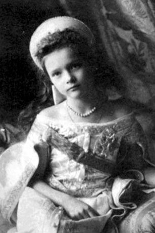 A Passion-bearer under the Atheists, Tatiana Romanov. She and her family are some of my favorite saints.