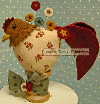 Cute pincushion!!