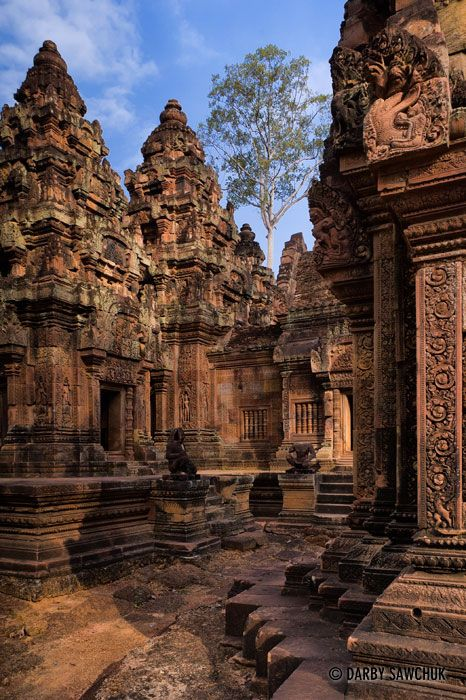 ༺✿TRAVEL Around The World✿༻ **Banteay Srei Temple, Cambodia**