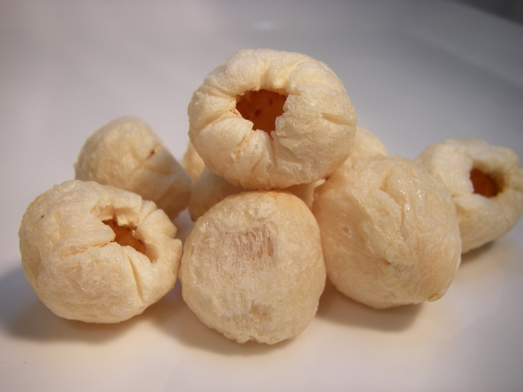 Freeze dried lychees