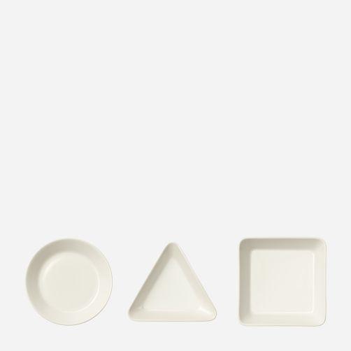 Iittala - Teema, Mini 3- tarjoilusetti valkoinen