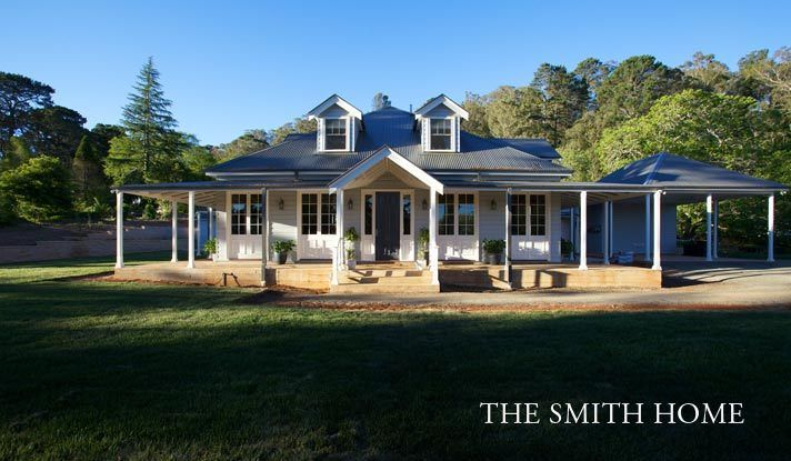 The Smith Home - Strongbuild