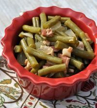 Super Southern Green Beans