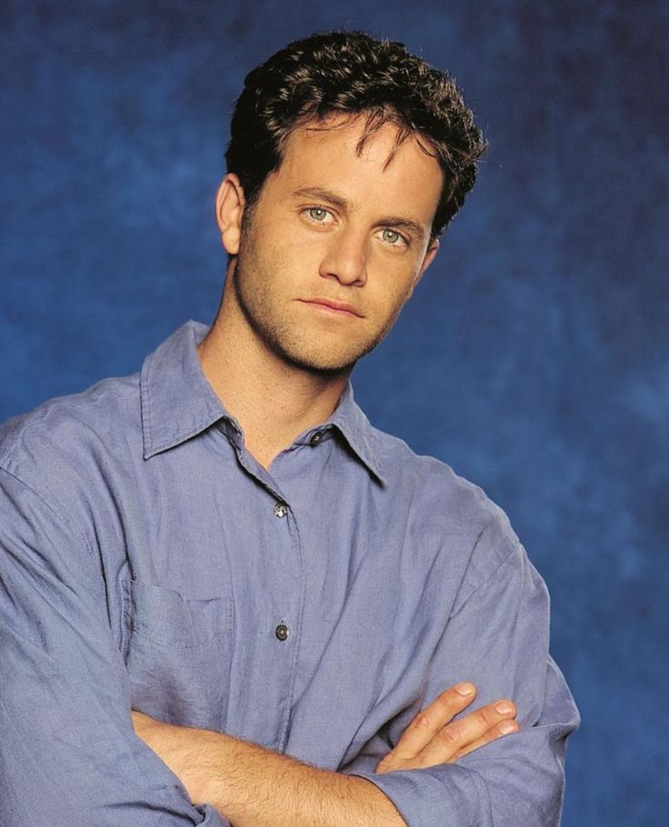 Kirk Cameron in Left Behind: The Movie promotion in 2000.