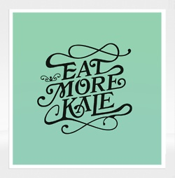 I Love Ligatures: an archive of beautiful typography. Also, eat more kale.