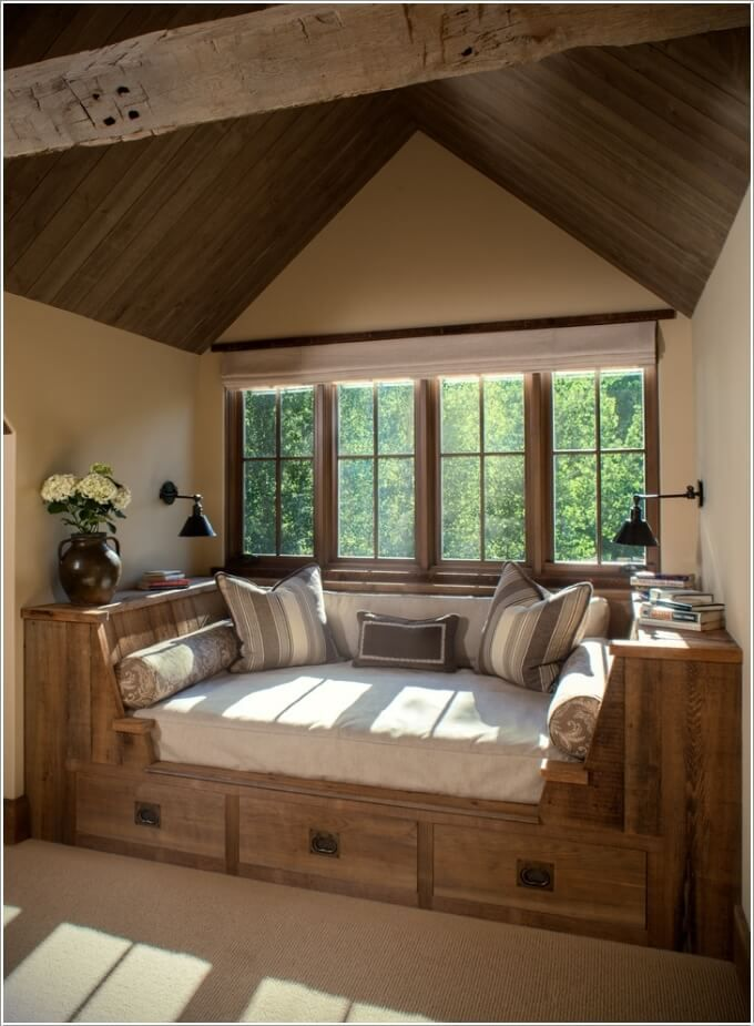 13 Cool Ideas for Designing Your Dream Reading Room 1
