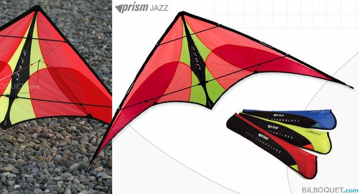 Jazz Cerf-volant pilotable Prism Kites - Cerfs-volants pilotables 2 lignes - Cerf-volant acrobatique - Prism Kites 52€