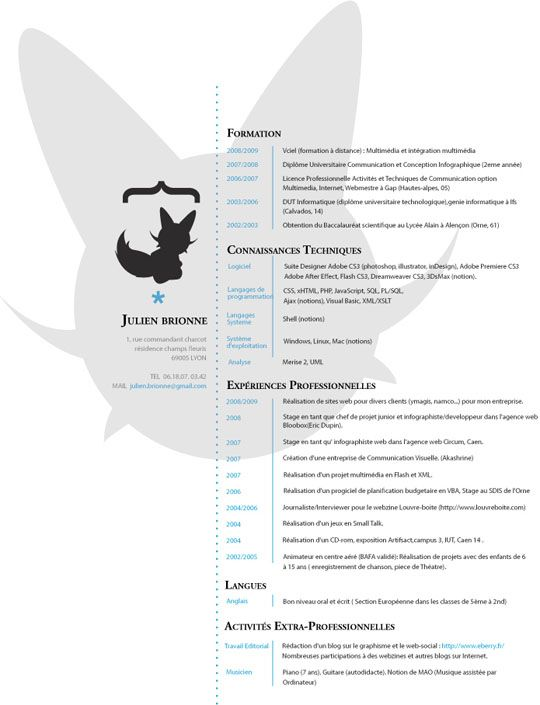 24 best Job images on Pinterest Interview, Box and Graphics - sample resume of a chef