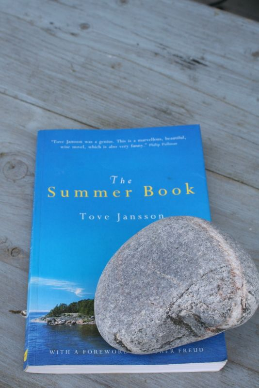 The Summer Book by Tove Jansson.