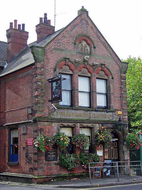 Nottingham, Fellows Morton & Clayton