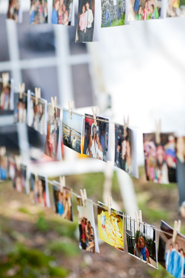 photos on clothesline#Repin By:Pinterest++ for iPad#
