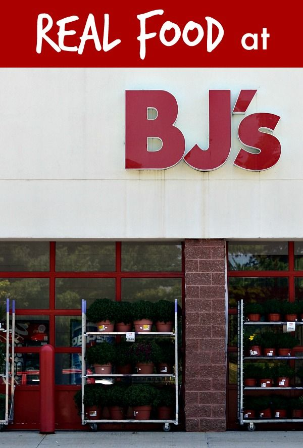 Saving Money on Real Food at BJ's Wholesale Club | nit all of t head items are sold at my BJs and our prices are higher