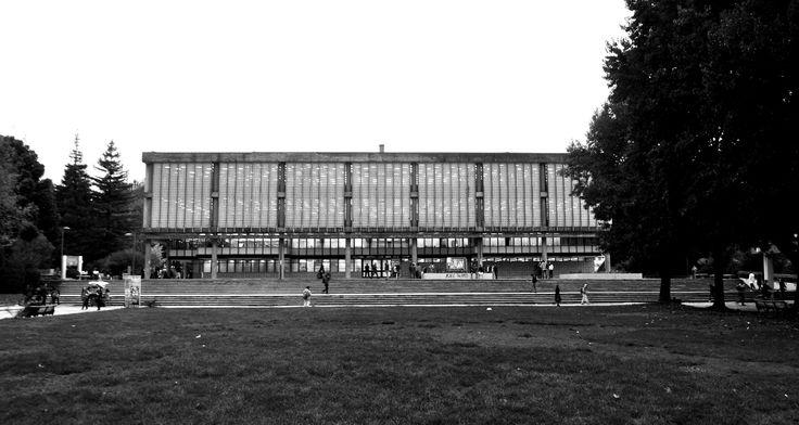 Biblioteca Universidad de Concepción - Emilio Duhart