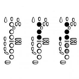 Saxophone Fingering Font